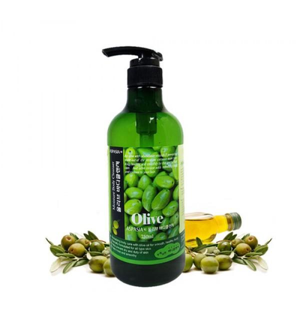 Aspasia Olive Collagen Shampoo-1500ml