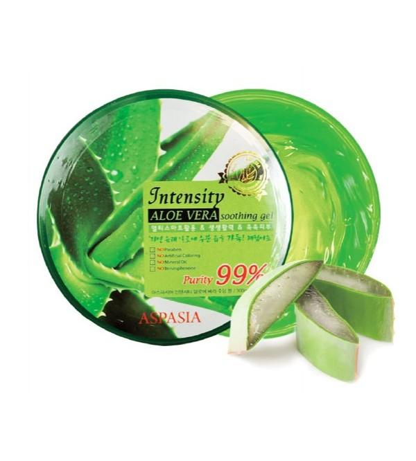 Aspasia 99% Aloe Vera Soothing Gel