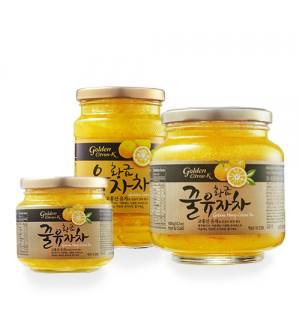 Honey golden citron tea-1KG