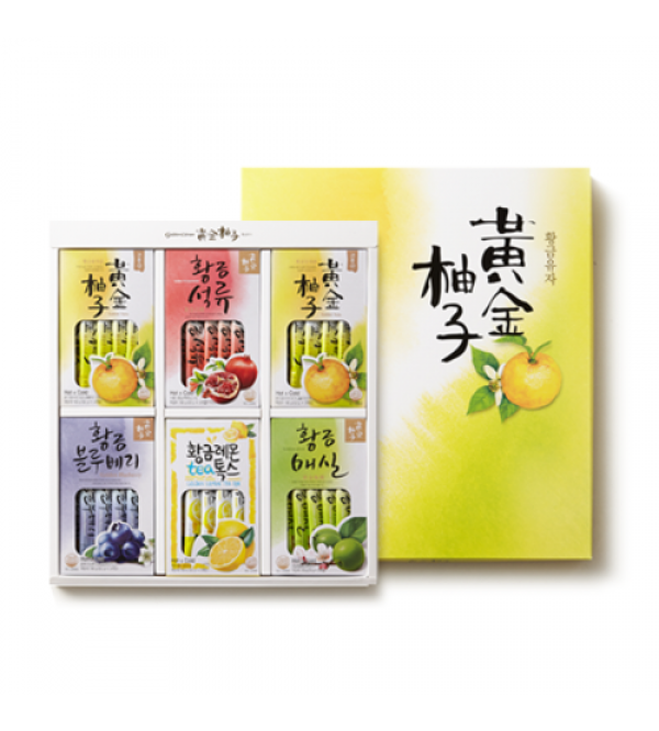 Golden citron gift set (Small)
